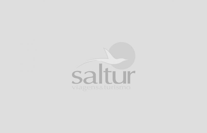 Promoção 2X1 - Quito e Galápagos